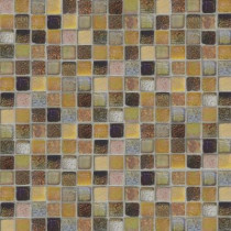 Jeffrey Court Bountiful Cut-Edge 12 in. x 12 in. x 6 mm Glass Slate Mosaic Wall Tile