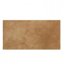 Daltile Veranda Gold 6-1/2 in. x 20 in. Porcelain Floor and Wall Tile (10.32 sq. ft. / case)