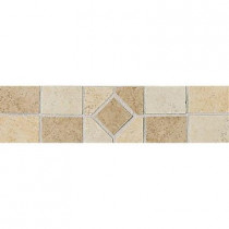 Daltile Brixton Universal 3 in. x 12 in. Ceramic Decorative Accent Wall Tile