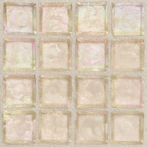 Daltile Egyptian Glass Dune 12 in. x 12 in. x 6 mm Glass Face-Mounted Mosaic Wall Tile