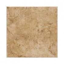 Daltile Fidenza Dorado 6 in. x 6 in. Ceramic Bullnose Wall Tile