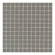 Daltile Maracas Wisteria 12 in. x 12 in. 8mm Frosted Glass Mesh-Mounted Mosaic Wall Tile (10 sq. ft. / case) - DISCONTINUED