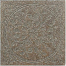 MARAZZI Ridgeway Russet 6-1/2 in. x 6-1/2 in. Porcelain Decorative Floor and Wall Tile (3.52 sq. ft. / case)