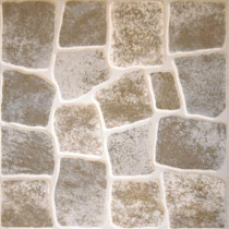 MS International Caliza Gris 16 in. x 16 in. Glazed Ceramic Floor & Wall Tile-DISCONTINUED
