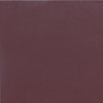 Daltile Colour Scheme Berry Solid 6 in. x 6 in. Porcelain Bullnose Floor and Wall Tile-DISCONTINUED