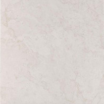 U.S. Ceramic Tile Fresno Blanco 16 in. x 16 in. Ceramic Floor-DISCONTINUED