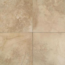 Daltile Aspen Lodge Morning Breeze 18 in. x 18 in. Porcelain Floor and Wall Tile (15.28 sq. ft. / case)-DISCONTINUED