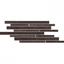 Daltile City View Village Cafe 9 in. x 18 in. x 9-1/2 mm Porcelain Mesh-Mounted Mosaic Floor and Wall Tile (4.36 sq. ft. / case)