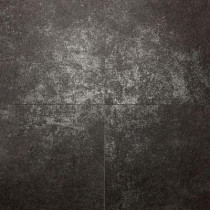 Daltile Metal Effects Illuminated Titanium 20 in. x 20 in. Porcelain Floor and Wall Tile (15.88 sq. ft. / case)-DISCONTINUED