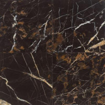 Daltile Natural Stone Collection Michelangelo 12 in. x 12 in. Marble Floor and Wall Tile (10 sq. ft. / case)