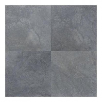 Daltile Florenza Azzurro 24 in. x 24 in. Porcelain Floor and Wall Tile (15.5 sq. ft. / case)-DISCONTINUED