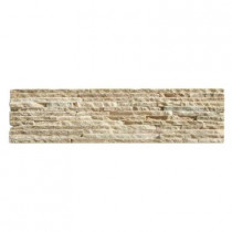 Solistone Portico Slate Baia 6 in. x 23-1/2 in. Natural Stone Wall Tile (5.88 sq. ft. / case)