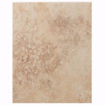 U.S. Ceramic Tile Tuscany 10 in. x 13 in. Desert Ceramic Wall Tile-DISCONTINUED
