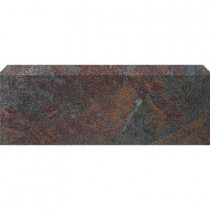 U.S. Ceramic Tile Stratford 3 in. x 12 in. Graphite Ceramic Floor and Wall Tile-DISCONTINUED
