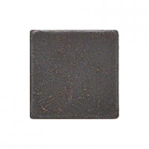 Daltile Castle Metals 2 in. x 2 in. Wrought Iron Metal Insert Accent Wall Tile