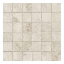 Daltile Salerno Grigio Perla 12 in. x 24 in. x 6 mm Ceramic Mosaic Floor and Wall Tile (24 sq. ft. / case)