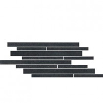 Daltile City View Urban Evening 9 in. x 18 in. x 9-1/2 mm Porcelain Mesh-Mounted Mosaic Floor/Wall Tile (4.36 sq. ft. / case)