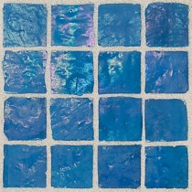 Daltile Egyptian Glass Nile 12 in. x 12 in. x 6 mm Glass Face-Mounted Mosaic Wall Tile