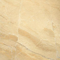 Daltile Ayers Rock Golden Ground 13 in. x 13 in. Glazed Porcelain Floor and Wall Tile (16 sq. ft. / case)