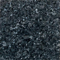 Daltile Granite Blue Pearl 12 in. x 12 in. Polished Granite Floor and Wall Tile (10 sq. ft. / case)