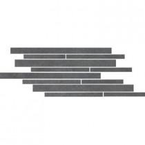 Daltile City View Seaside Boardwalk 9 in. x 18 in. x 9-1/2mm Porcelain Mesh-Mounted Mosaic Floor/Wall Tile (4.36 sq. ft. / case)