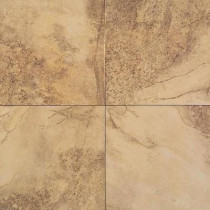 Daltile Aspen Lodge Golden Ridge 12 in. x 12 in. Porcelain Floor and Wall Tile (14.53 sq. ft. / case)-DISCONTINUED