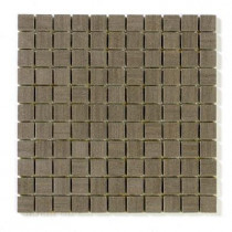Solistone Sandstone 1 In. x 1 In. Mosaic Coffee 12 In. x 12 In. Sandstone Floor & Wall Tile-DISCONTINUED