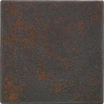 Daltile Castle Metals 4-1/4 in. x 4-1/4 in. Wrought Iron Metal Wall Tile