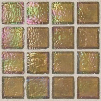 Daltile Egyptian Glass Pyramid 12 in. x 12 in. x 6 mm Glass Face-Mounted Mosaic Wall Tile