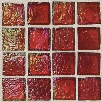 Daltile Egyptian Glass Rosetta 12 in. x 12 in. x 6 mm Glass Face-Mounted Mosaic Wall Tile