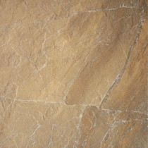 Daltile Ayers Rock Bronzed Beacon 13 in. x 13 in. Glazed Porcelain Floor and Wall Tile (16 sq. ft. / case)